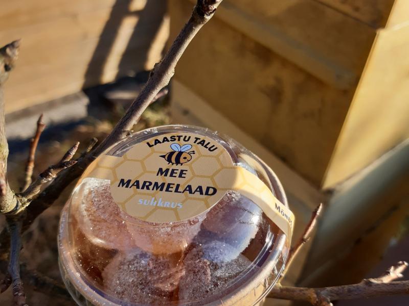 Marmelaad topsis